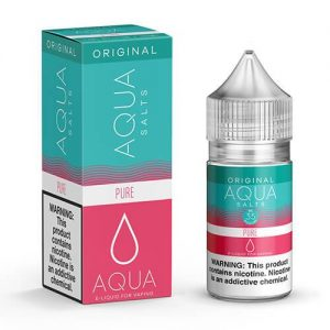 Aqua eJuice Synthetic SALTS - Pure - 30ml / 50mg