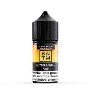 Bantam SALTS - Butterscotch - 30ml / 36mg