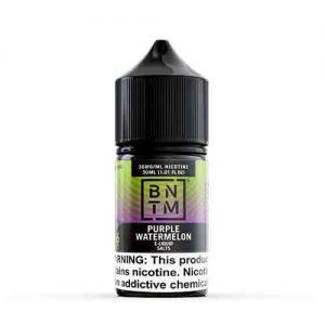 Bantam SALTS - Purple Watermelon - 30ml / 18mg