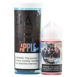 Bad Drip E-Juice - Bad Apple Iced Out - 60ml / 0mg