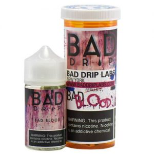 Bad Drip E-Juice - Bad Blood - 60ml / 3mg