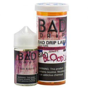 Bad Drip E-Juice - Bad Blood - 60ml / 0mg