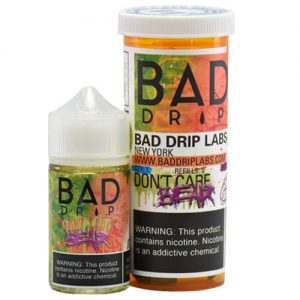 Bad Drip E-Juice - Don't Care Bear - 60ml / 0mg