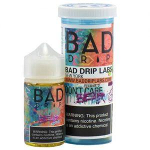 Bad Drip E-Juice - Don?ÇÖt Care Bear ICED OUT - 60ml / 0mg