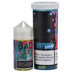 Bad Drip E-Juice - Pennywise ICED OUT - 60ml / 6mg