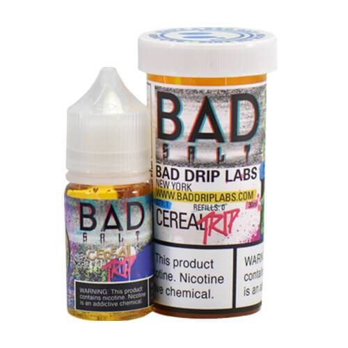 Bad Drip Salts (Bad Salts) - Cereal Trip - 30ml / 45mg