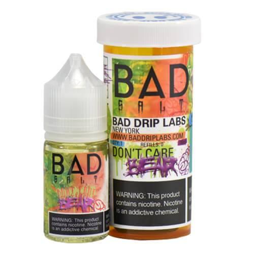 Bad Drip Salts (Bad Salts) - Don't Care Bear - 30ml / 25mg