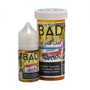 Bad Drip Salts (Bad Salts) - Ugly Butter - 30ml / 25mg