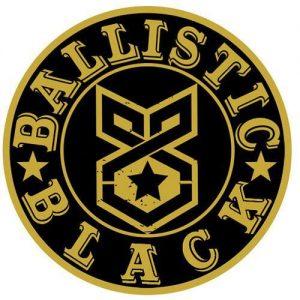 Ballistic Black by Ballistic Vape - Strawberry Cake Pop - 60ml / 12mg