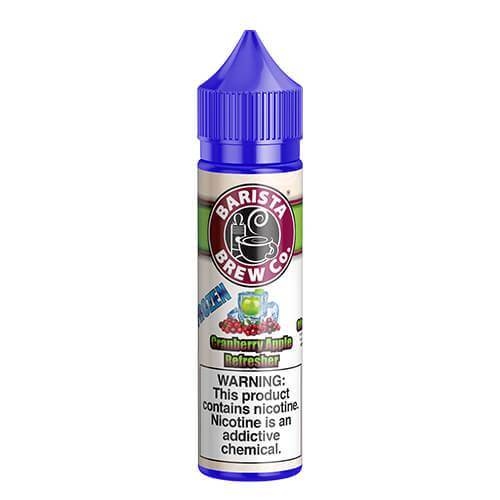Barista Brew Co - Frozen Cranberry Apple Refresher - 60ml / 3mg