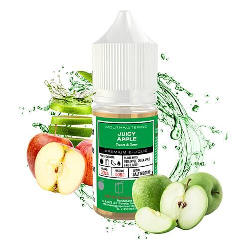 Basix TFN Salts by Glas - Juicy Apple - 30ml / 30mg