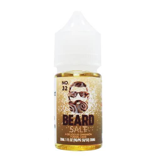 Beard Salts - #32 - 30ml / 50mg
