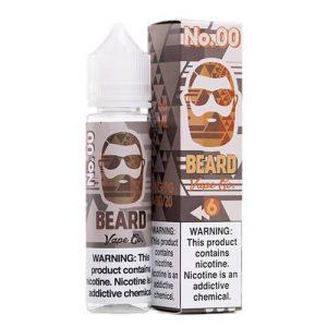 Beard Vape Co. - #00 Sweet Tobaccocino - 120ml / 3mg
