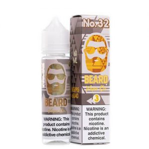 Beard Vape Co. - #32 Cinnamon Funnel Cake - 120ml / 3mg