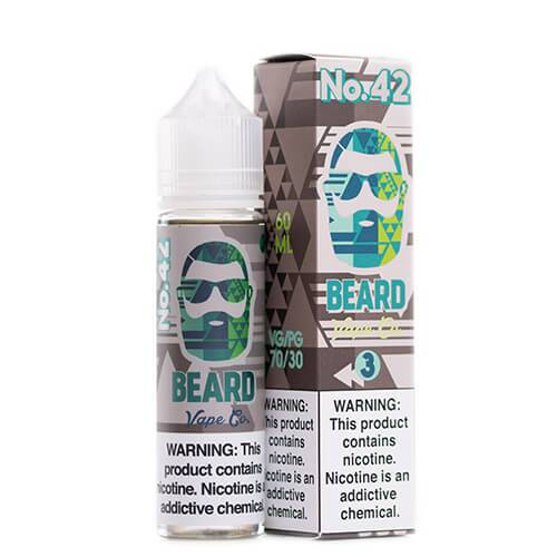 Beard Vape Co. - #42 Cold Fruit Cup - 60ml / 0mg