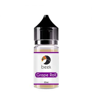 Beek Vape - Grape Roll - 30ml / 50mg / 60VG/40PG