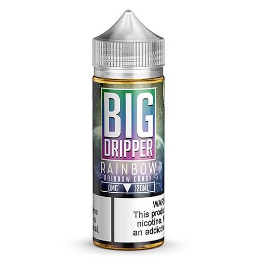 Big Dripper E-Liquid - Rainbow - 120ml / 3mg