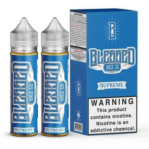 Blessed Juice Co - Supreme - 2x60ml / 3mg