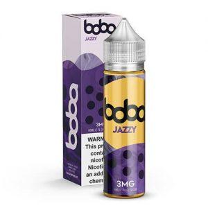 Jazzy Boba eJuice - Jazzy Boba - 60ml / 3mg
