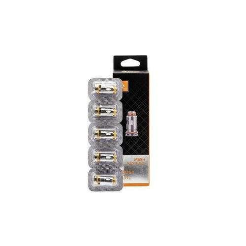 GeekVape Aegis Boost Replacement Coils (5 Pack) - 0.4ohm GC-74