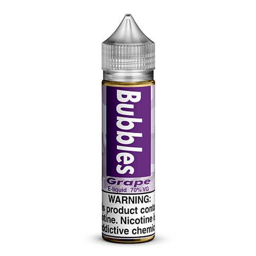 Bubbles by Sovereign Juice Co - Grape - 120ml / 0mg