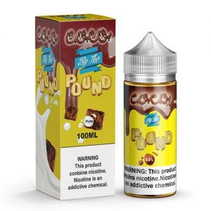 By The Pound E-Liquid - Coco By The Pound - 100ml / 0mg