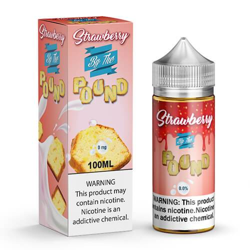 By The Pound E-Liquid - Strawberry - 100ml / 6mg