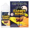 Candy King eJuice - Peachy Rings - 100ml - 100ml / 6mg