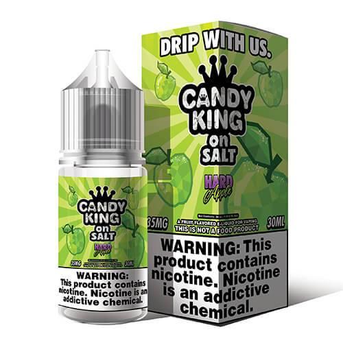 Candy King On Salt - Hard Apple - 30ml / 50mg