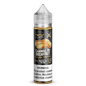 Cassadaga Liquids - Cannoli Be Breakfast - 60ml / 6mg