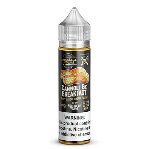 Cassadaga Liquids - Cannoli Be Breakfast - 60ml / 0mg