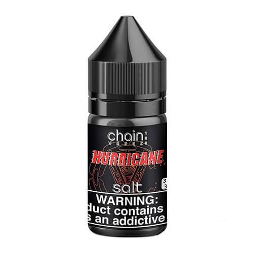 Chain Vapez Salt eJuice - Hurricane - 30ml / 50mg