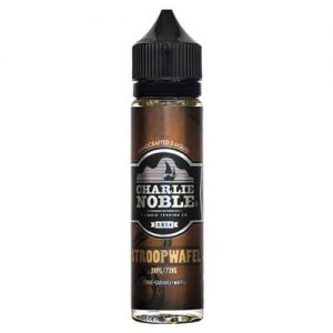 Charlie Noble E-Liquid - Stroopwafel - 60ml / 3mg