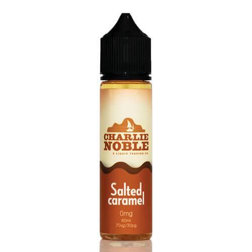 Charlie Noble Dessert Cart E-Liquid - Salted Caramel - 60ml / 3mg
