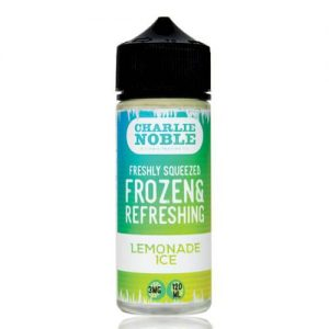 Charlie Noble Drinks E-Liquid - Lemonade Ice - 120ml / 0mg
