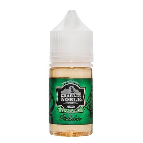 Charlie Noble E-Liquid SALTS - Pistachio RY4 Salt - 30ml / 50mg