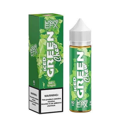 Chew by Liquid EFX - Green Chew - 60ml / 6mg