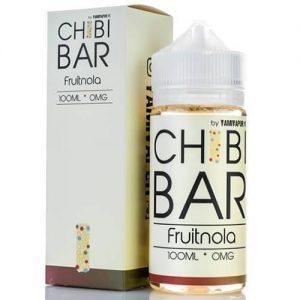 Chibi Bar by Yami Vapor - Fruitnola - 100ml / 0mg