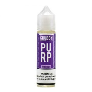 Chubby Bubble Vapes - Bubble Purp - 60ml / 0mg