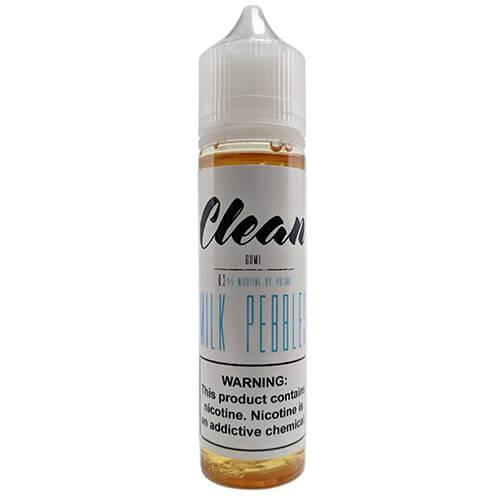Clean eJuice - Milk Pebbles - 60ml / 6mg
