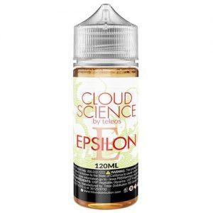 Cloud Science by Teleos - Epsilon - 120ml / 6mg