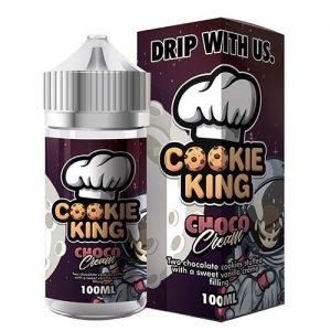 Cookie King eJuice - Choco Cream - 100ml / 3mg