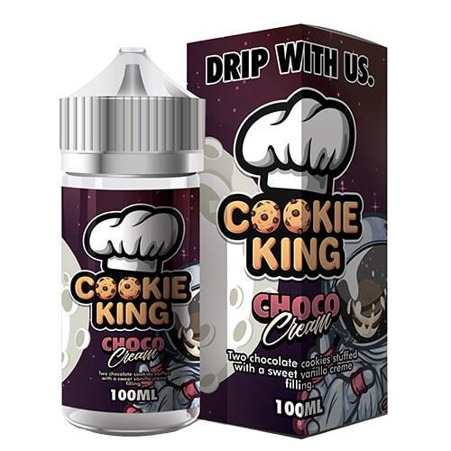 Cookie King eJuice - Choco Cream - 100ml - 100ml / 3mg