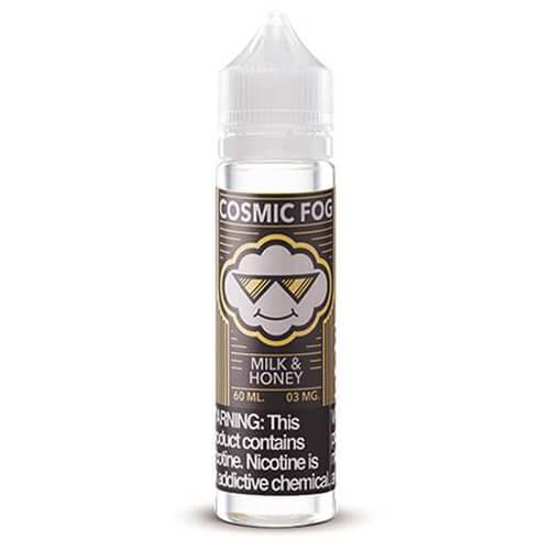 Cosmic Fog Vapors - Milk & Honey - 60ml / 0mg