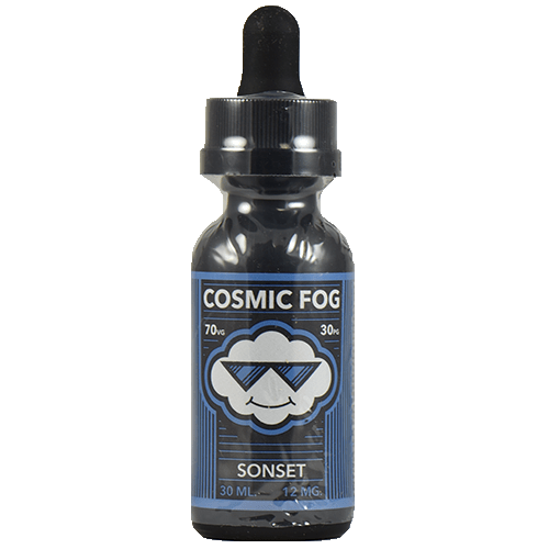 Cosmic Fog Vapors - Sonset - 30ml - 30ml / 12mg