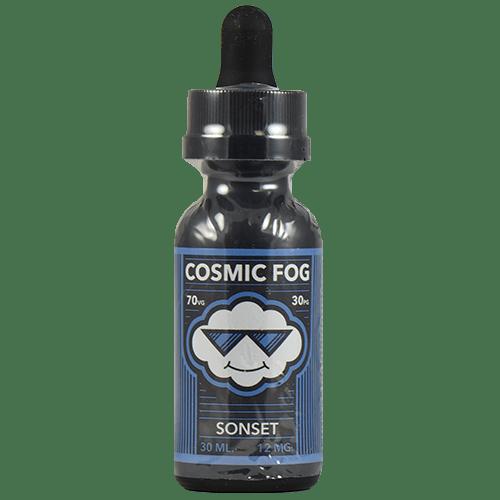 Cosmic Fog Vapors - Sonset - 30ml - 30ml / 0mg