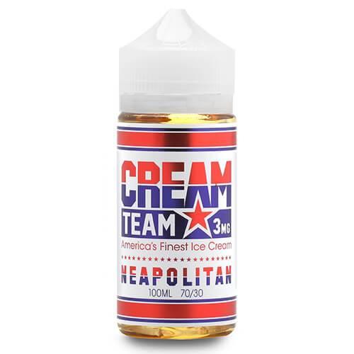 Cream Team - Neapolitan eJuice - 100ml / 3mg