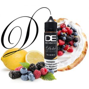 DEBOSCH Dolce Collection - Mambo - 60ml / 3mg