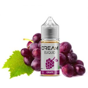 Dream MTL eLiquid - Grape - 30ml / 6mg