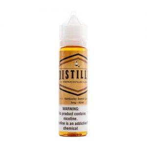 Distilled eLiquid - Kentucky Sweet Leaf - 60ml / 12mg